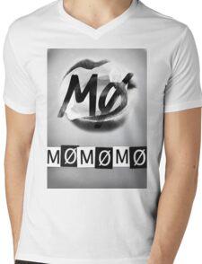 MØMØMØMØ Mens V-Neck T-Shirt
