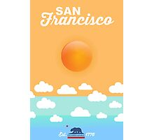 San Francisco. Photographic Print