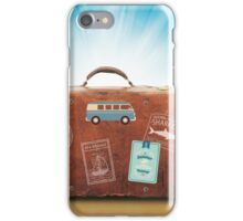 luggage iPhone Case/Skin