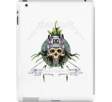 metal guatemala iPad Case/Skin