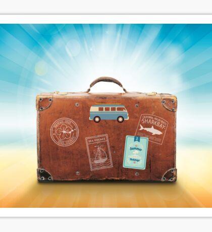 luggage Sticker