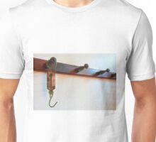 Antique Meat Scale Hook Unisex T-Shirt