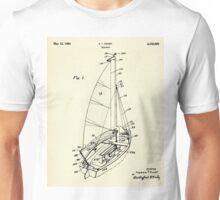 Sailboat-1964 Unisex T-Shirt