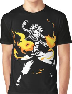 Fire Dragon Slayer Graphic T-Shirt