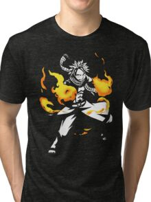 Fire Dragon Slayer Tri-blend T-Shirt