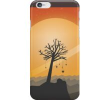 Dreams sunset iPhone Case/Skin