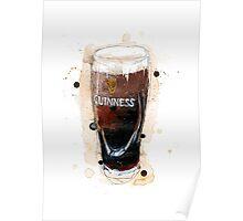 Guinness Pint Poster