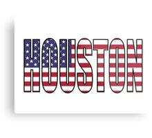 Houston. Metal Print