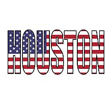 Houston. Photographic Print