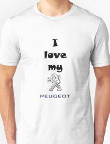 PEUGEOT Unisex T-Shirt