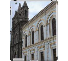 Church Facade in Ibarra iPad Case/Skin
