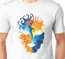 Elements in Nature Unisex T-Shirt