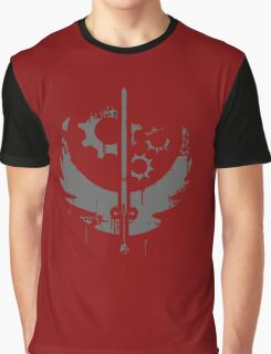 Brotherhood of steel Graphic T-Shirt