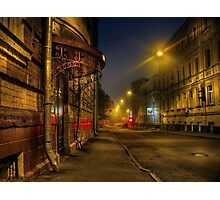 Moscow steampunk Photographic Print