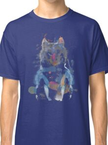 watercolor little foxy Classic T-Shirt