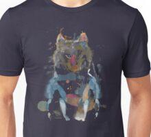 watercolor little foxy Unisex T-Shirt