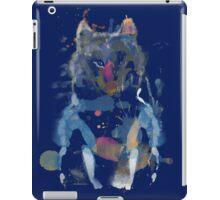 watercolor little foxy iPad Case/Skin