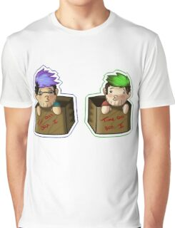 Septiplier-in-a-box Fan Items 2! Graphic T-Shirt