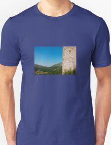 Drivenik Castle Unisex T-Shirt