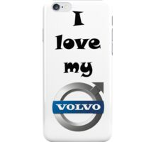 VOLVO iPhone Case/Skin
