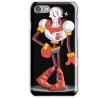 DANCE ROBOT - UNDERTALE iPhone Case/Skin