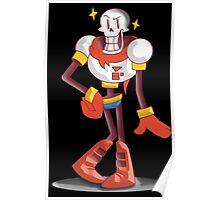 DANCE ROBOT - UNDERTALE Poster