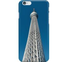 Tokyo Skytree Observation Tower iPhone Case/Skin