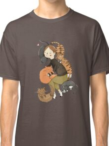 Cat Love Classic T-Shirt