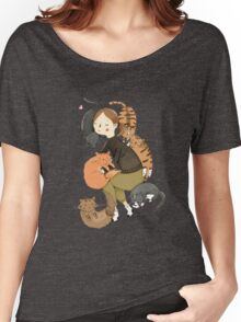 Cat Love Women's Relaxed Fit T-Shirt