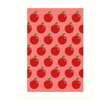 Applemania 01 Art Print