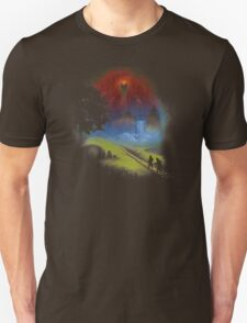 The Lord Of The Rings - Over The Hill Unisex T-Shirt
