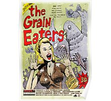 The grain eaters Poster
