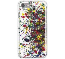Paint Splat iPhone Case/Skin