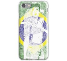 Brazilian girl iPhone Case/Skin