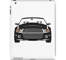 Car mustang iPad Case/Skin