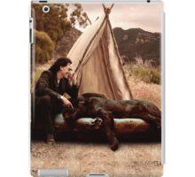 Loki and Cara iPad Case/Skin