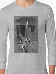 Safety first Long Sleeve T-Shirt