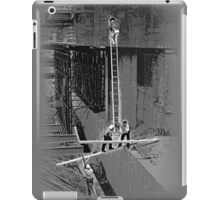 Safety first iPad Case/Skin