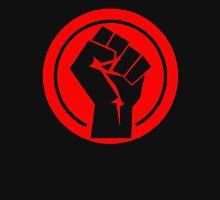 Red Socialist Fist Unisex T-Shirt