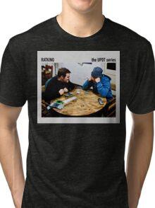almond poker Tri-blend T-Shirt