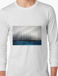 Late Afternoon on the Lake Long Sleeve T-Shirt