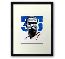 KD 35 Framed Print