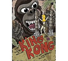 King Kong Photographic Print