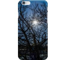 Light Comes before Dark iPhone Case/Skin