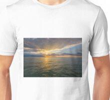 Gulf of Mexico Sunset Unisex T-Shirt