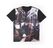 Epic Steampunk Inspired Air Gear Art Graphic T-Shirt