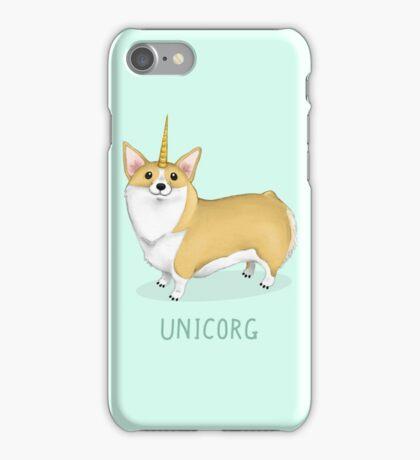 Unicorg iPhone Case/Skin