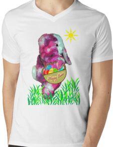 Easter rabbit Mens V-Neck T-Shirt