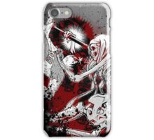 Air Gear Anime With Skeleton Figure iPhone Case/Skin