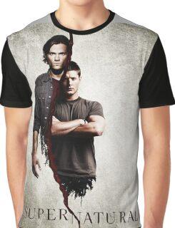 Supernatural 1 Graphic T-Shirt